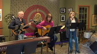 Pam and Cheryl Performing Gold Dust Woman Main Street Music and Art Studio