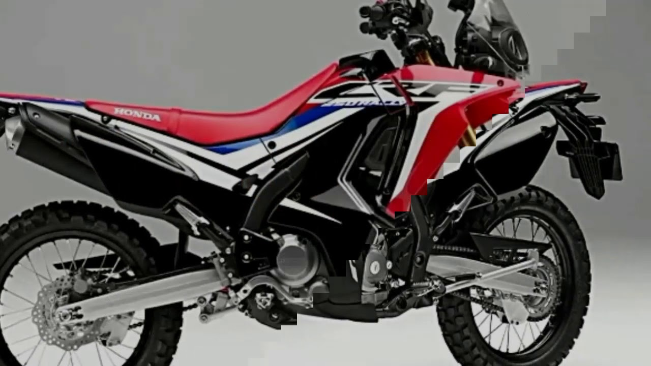 all new 2018 honda crf 250 l rally youtube. Black Bedroom Furniture Sets. Home Design Ideas