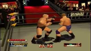 WCW/NWO Revenge - WCW Heavyweight Championship - Goldberg ( Nintendo 64 )