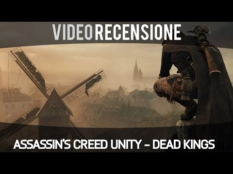 Assassin's Creed Unity Dead Kings - Video Recensione - Gameplay ITA HD