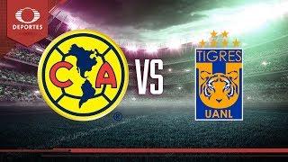 Previo América vs Tigres | Clausura 2019 - Jornada 12 | Televisa Deportes