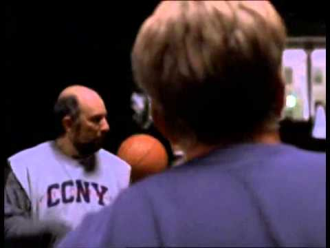 The West Wing  Staff plays Basketball