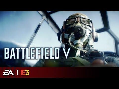Battlefield V - Full Multiplayer Reveal | EA Play E3 2018 thumbnail