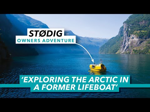 This converted lifeboat is exploring the Arctic | Motor Boat & Yachting