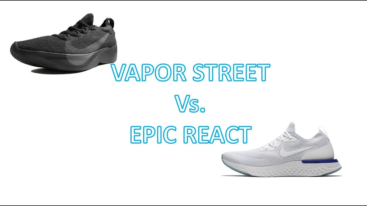 be878ac809efb COMPARISON - Epic React v. Vapor Street - YouTube