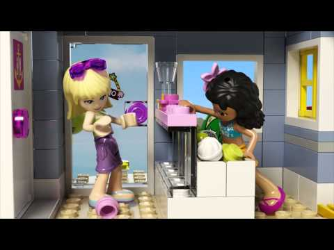 LEGO Friends Heartlake Lighthouse (41094) At Toys R Us UK