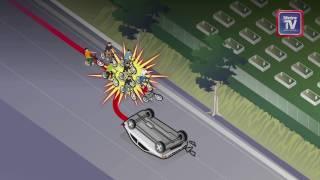 8 maut basikal dirempuh