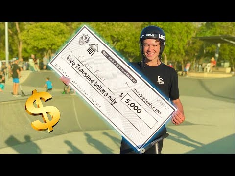 How I won $5000 in ONE DAY!