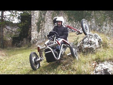 SWINCAR ESpider  Extreme OffRoad 2