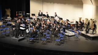 hphs concert band into the forest of the king p laplante
