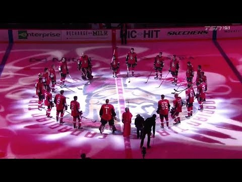Ottawa Senators 2018/19 Player Introductions