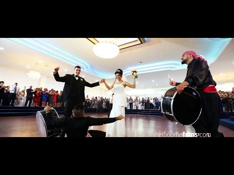 Awesome Lebanese and  Persian Wedding 4 + www.melbournefilms.com