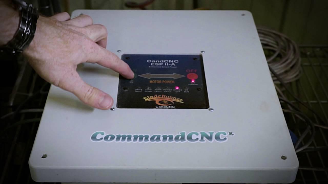 CNC plasma setup - Nema 34 - DQ860MA by color200