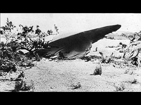 Original 1947 ABC News Radio Report of Roswell UFO Crash New Mexico July 8th