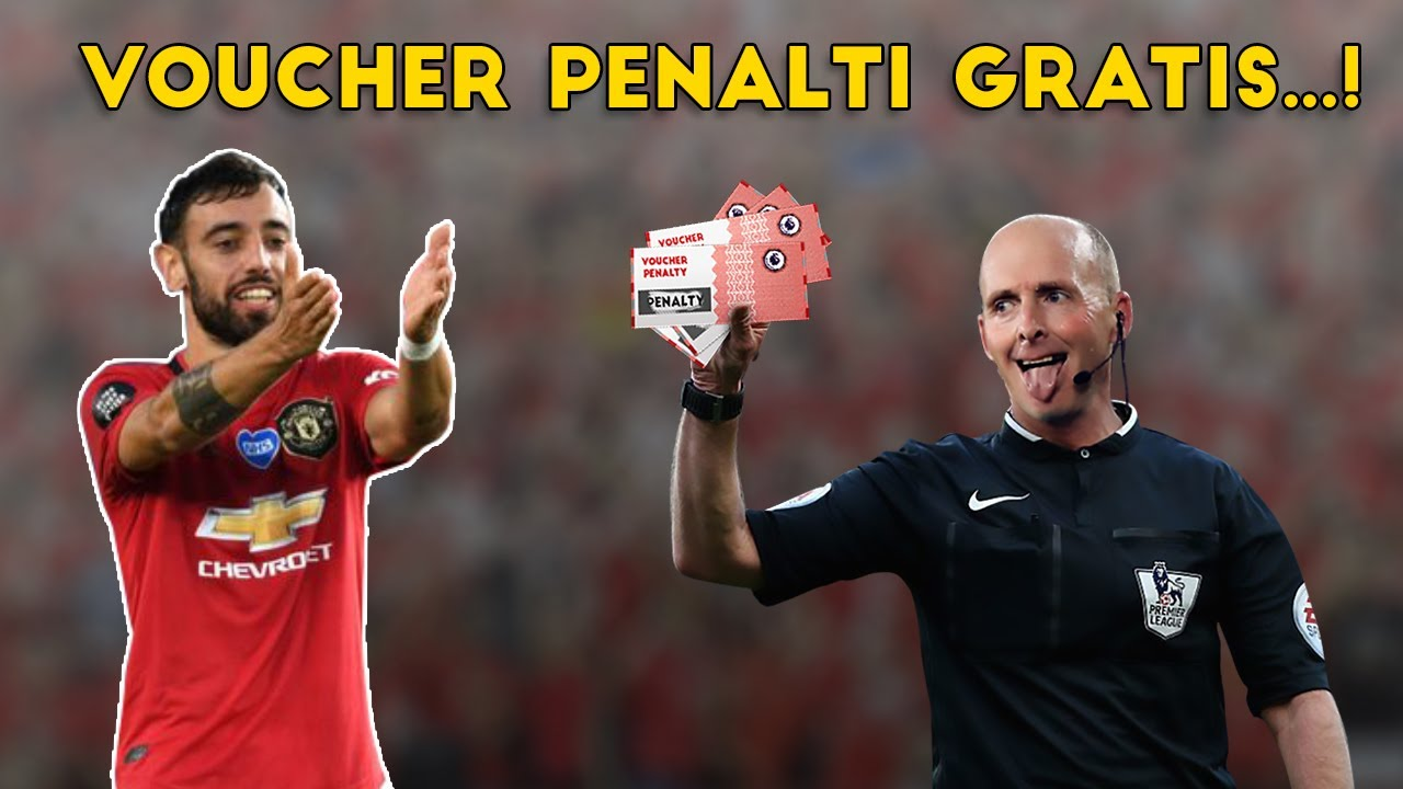 Varchester United..!!! Inilah Pemain Paling Sering dapat Penalti di Liga Inggris