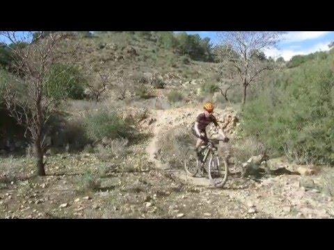 VII Trail BXM Sierra del Algarrobo