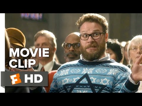 The Night Before Movie   Midnight Mass 2015  Seth Rogen, Jillian Bell Movie HD