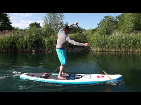 SUP Improved Paddling Technique