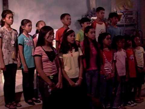 Ramdam Mo - OLPP children choir
