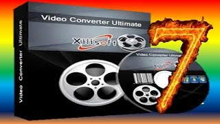 DESCARGAR XILISOFT VIDEO CONVERTER ULTIMATE FULL EN ESPAÑOL 2015