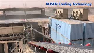 Concrete production in Hot Weather Conditions - ROSEN
