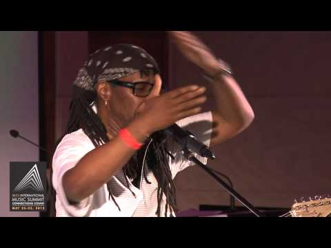 Nile Rodgers - IMS Ibiza 2012 - Keynote interview