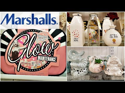 Shop WITH ME MARSHALLS BEAUTY FINDS MOTHERS DAY GIFT IDEAS SPRING DECOR APRIL 2018