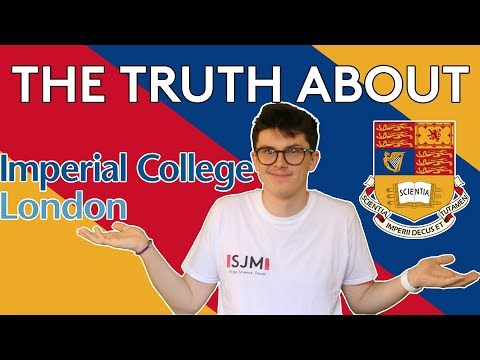 WHAT IT'S REALLY LIKE TO STUDY AT IMPERIAL COLLEGE LONDON | THE TRUTH ABOUT IMPERIAL