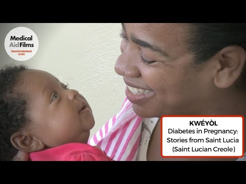Diabetes in Pregnancy: Stories from Saint Lucia (Saint Lucian Creole)