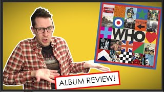 The WHO Album Review - 'WHO' (2019)