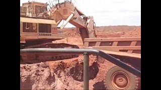 A Day in the Life... Mark at the Iron Ore Mine