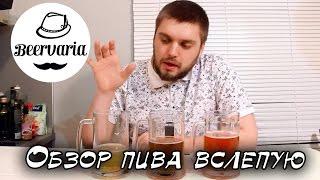 Пиво вслепую от Каравана beervaria
