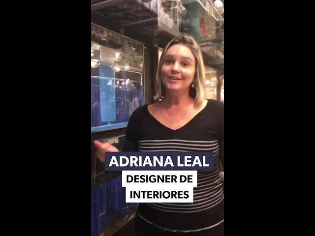 Tendências do Design Therapy por Adriana Leal na loja Rosa Kochen