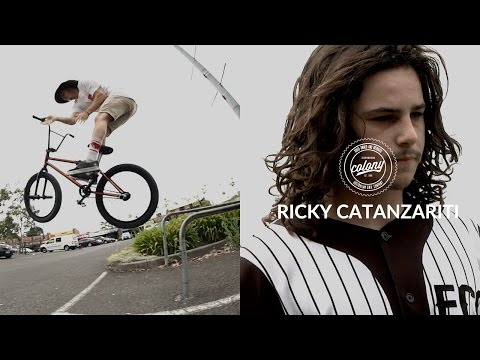 Rick spent 9 days in Melbourne for what was originally planned to be the first filming trip for his next video part but by the end of the trip Ricky had stacked some ...