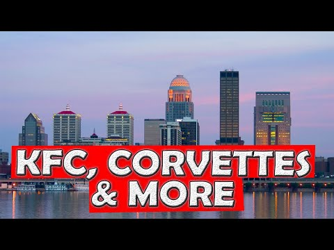 7 Facts about Kentucky