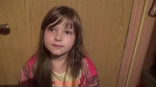 видео МАКАР ПЛАЧЕТ ОТРЕЗАЛИ ЖВАЧКУ ИЗ ВОЛОС KIDS TV Children