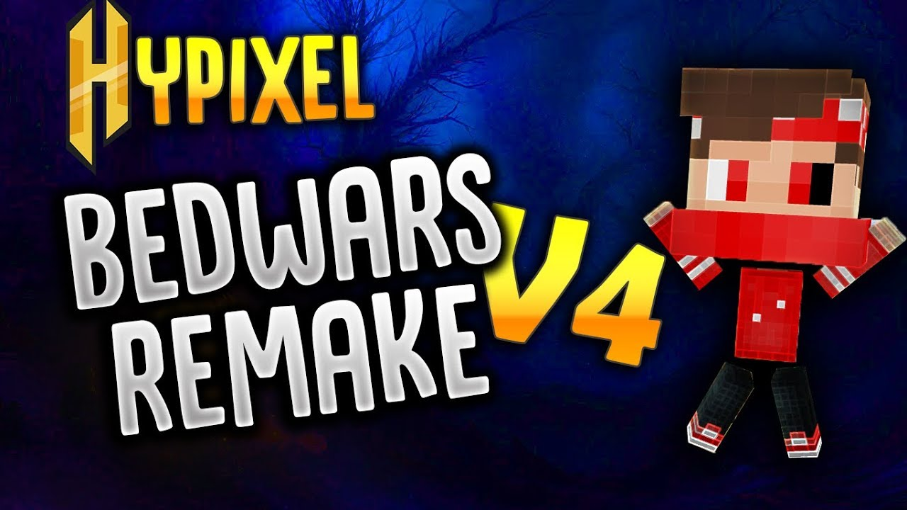 HYPIXEL BEDWARS SERVER REMAKE V4 - FIXED BUGS - by ...