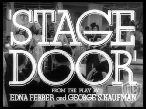 Stage Door - Trailer