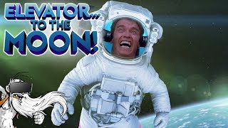 """Elevator To The Moon VR Gameplay - """"WHAT A PLOT TWIST!!!"""" Virtual Reality Let"""