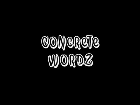 Concrete Wordz '98 - Paulsboro, NJ