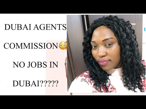 Why Most Africans Don't Have Jobs In UAE/Dubai (Agent Fee, C