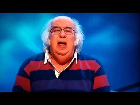 "Chris Hughes plugs his 6 Towns Radio show ""Steam Radio"" on BBC Eggheads"