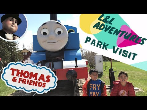 Day Out With Thomas in Calgary AB