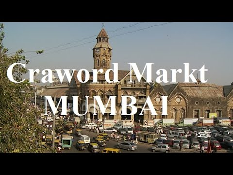 India/Mumbai Crawford Markt Part 15 (HD)