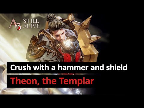 Templar | Character Introduction Video | A3: STILL ALIVE
