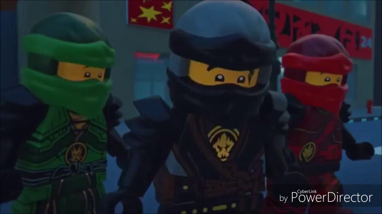 Ninjago Cole x Seliel💙❤💜💓💘💕 - YouTube