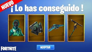DOES FORTNITE GIVE US THIS EXCLUSIVE PACK? (PACK CONTRAATAQUE)