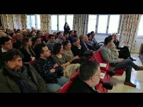 NN XX celebra en Burela unas jornadas sobre el impacto del Brexit en la pesca