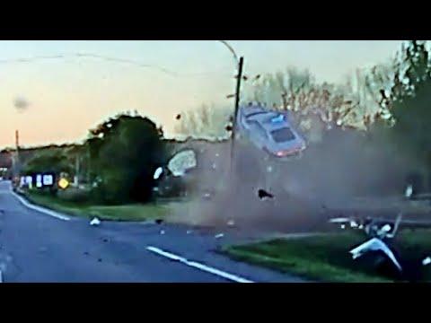 Arkansas State Police 109 MPH PIT Maneuver | The Complete Pursuit