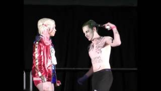 Gambar cover Harley Quinn and The Joker Skit Performance
